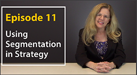 Using Segmentation in Strategy